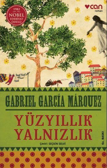 """Gabriel Garcia Marquez - Yüzyıllık Yalnızlık """"PDF uzantılı e-kitap"""" e-kitap pdf indir."""