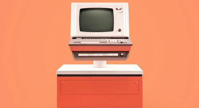 10 ordinateurs historiques photographiés par Docubyte