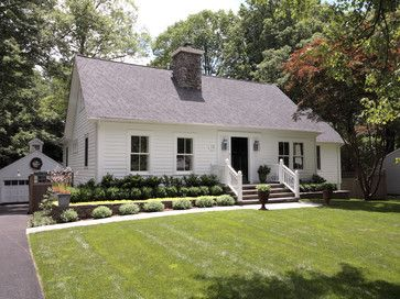 Cape Cod Whole House Renovation - traditional - exterior - new york - Siegel Architects