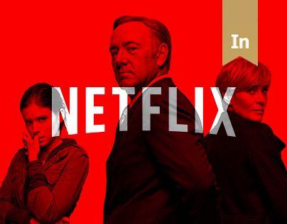 """다음 @Behance 프로젝트 확인: """"Netflix, New Experience"""" https://www.behance.net/gallery/42411483/Netflix-New-Experience"""
