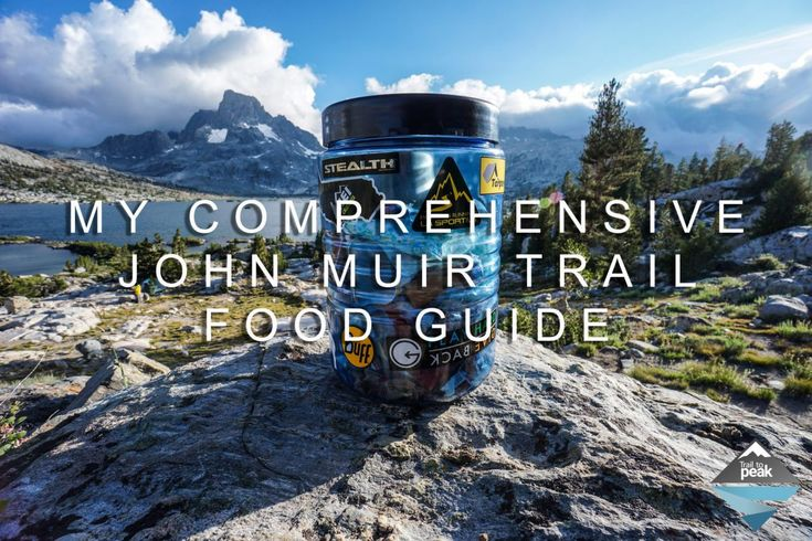 See My Full John Muir Trail Guide Putting together a daily meal plan for the John Muir Trail was one of the greater challenges for me in my preparation for the trail. I had done quite a few multi-d…