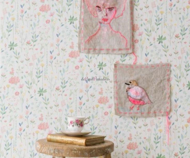 Papel pintado coordonn papel pintado coordonn online for Papel pintado liso barato