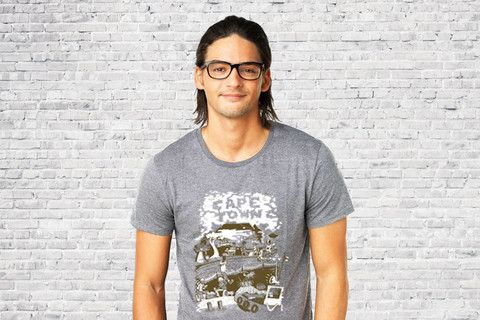 Cape Town - Guys T-shirt