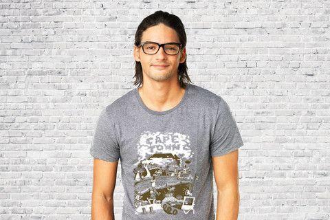 Cape Town - Guys T-shirt