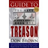 Home School / Christian School Guide to TREASON - Student Edition (Kindle Edition)By Don Brown
