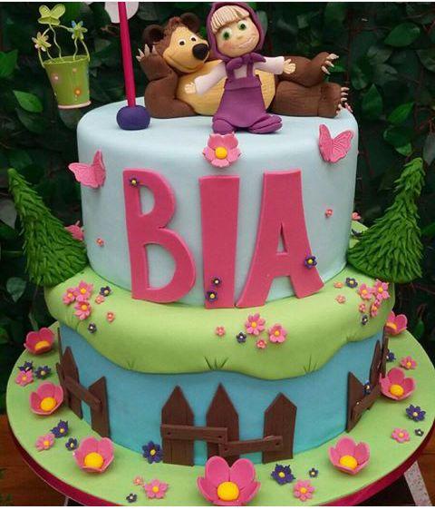 292 melhores imagens de Festa Masha eo urso. no Pinterest ...