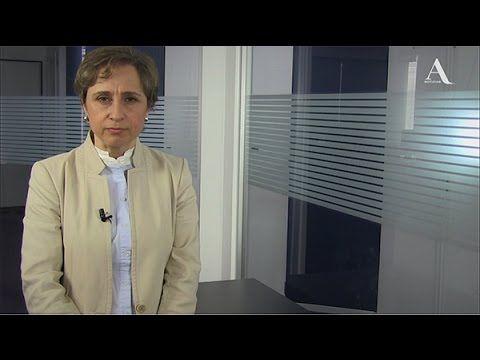 Mensaje de Carmen Aristegui, 21 de agosto de 2016