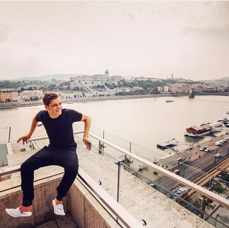 Martin in Budapest