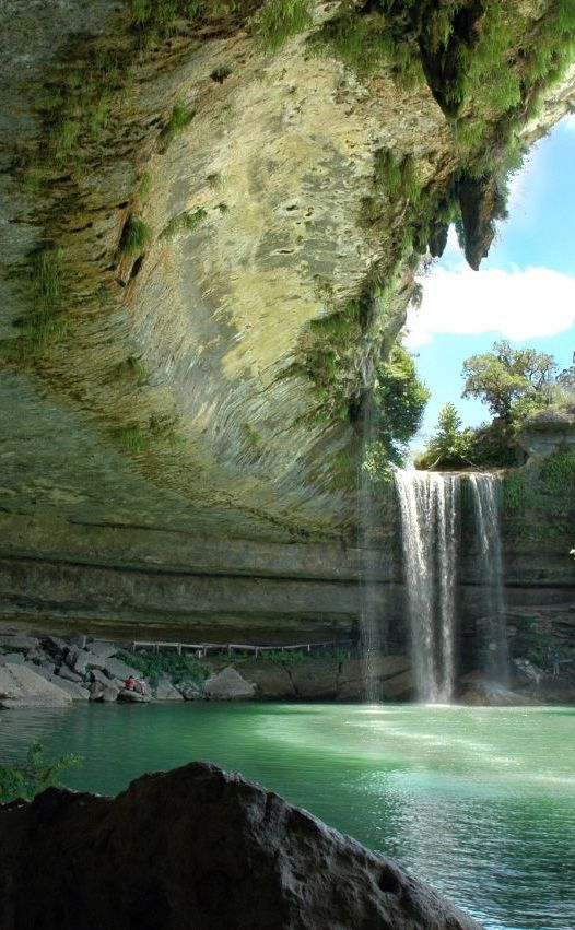 Hamilton Pool | Travel | Vacation Ideas | Road Trip | Places to Visit | Dripping Springs | TX | Community Park | Other Sporting Facility | Tourist Attraction | Scenic Point | Offbeat Attraction | Hiking Area | Natural Feature