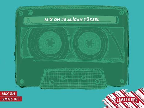 Dünyaca ünlü pek çok müzisyenle aynı sahneyi paylaşan, aynı zamanda Future Generation DJ'lerinden biri olan Alican Yuksel'in yaptığı mix'le cumartesi gecesine hazırlanıyoruz. https://soundcloud.com/limitsofftr/alican-limitsoffmix
