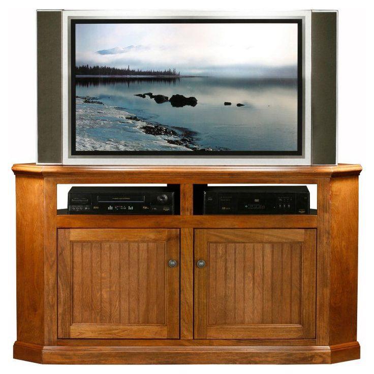 Wood Panel Corner Entertainment Center - 72744WP - 17 Best Ideas About Corner Entertainment Centers On Pinterest