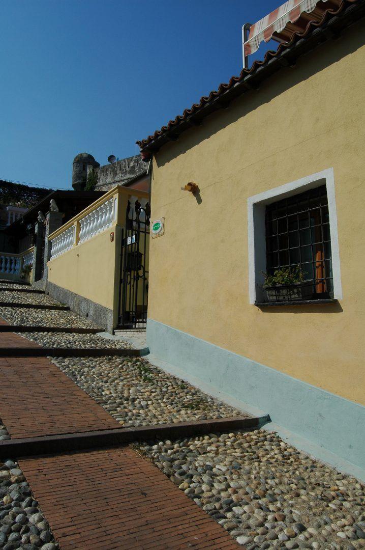 Ventimiglia (IM)  Muro di Bo