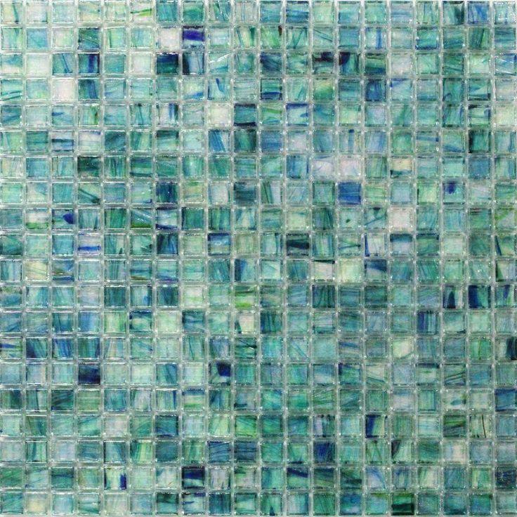 splashback tile breeze caribbean ocean in x 123