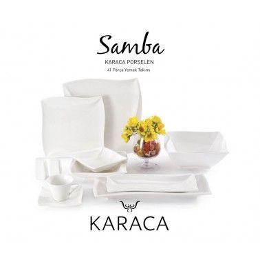 Karaca 41 Prç Samba Complete Set