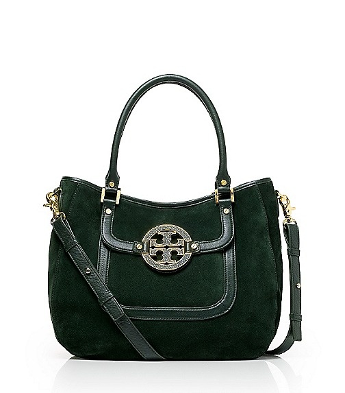 Tory Burch - even better in green