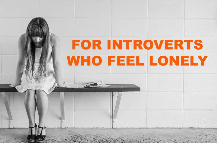 The Introverted Personality & Loneliness - New Post By Introvert Spring