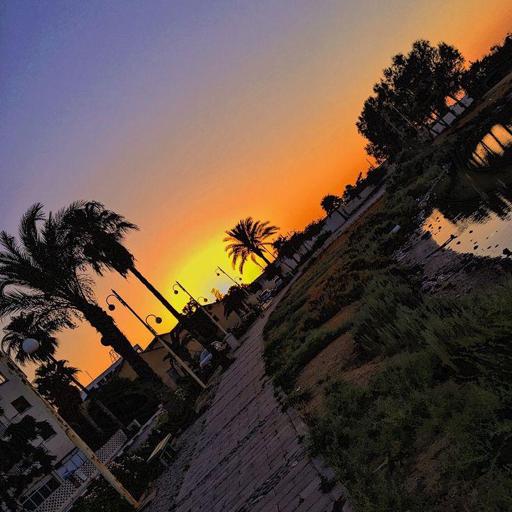 Amazig sunset