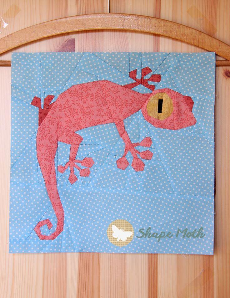 Gecko PP pattern