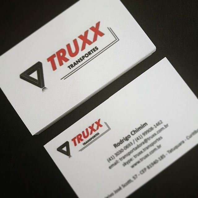 Cartão de visitas