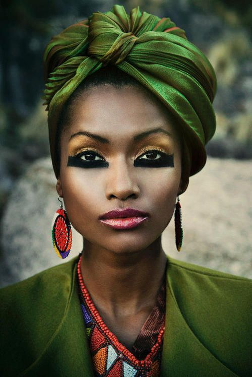 Head Wrap Inspiration | #Headwrap