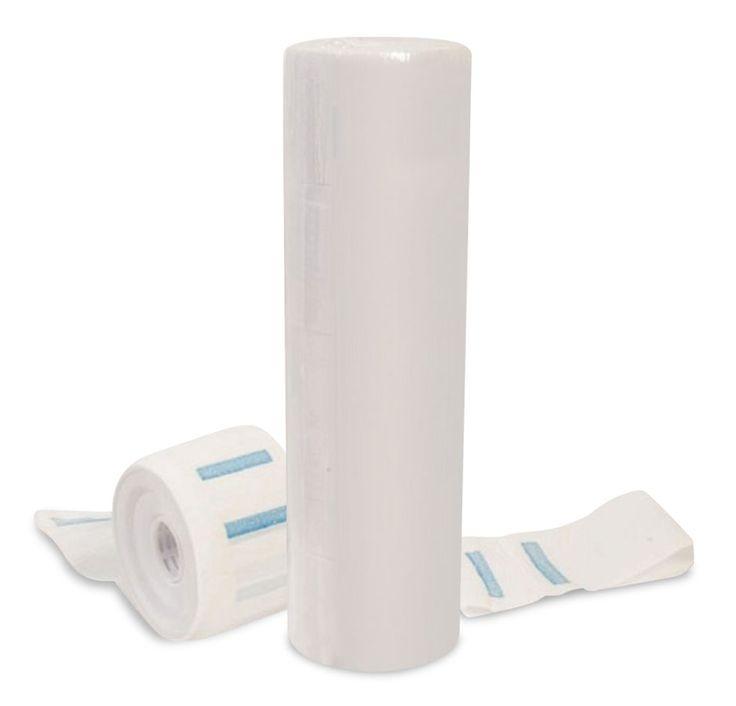 Χάλκρα λαιμού χάρτινα 5 ρολά/πακετο - 20 πακέτα το κιβώτιο