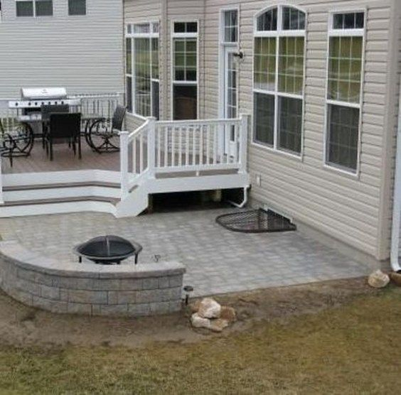 49 Fabulous Backyard Patio Deck Ideas – Karen Vogler