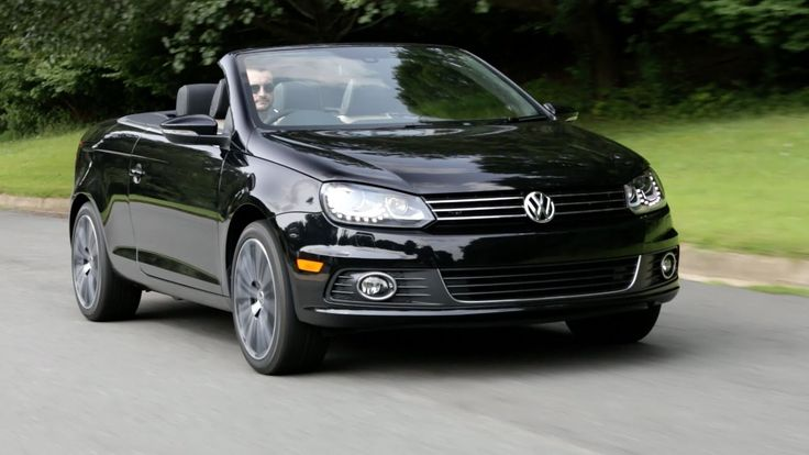 Remarkable 2015 Volkswagen EOS Photos Gallery