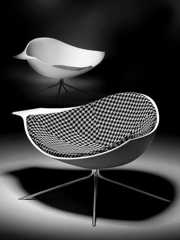 artifort lotus chair by rene holten
