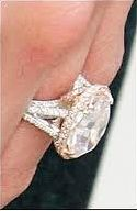Kate Noelle Holmes Engagement Ring Cost #ring #engagement #diamond: Engagement Ring, Rose Gold