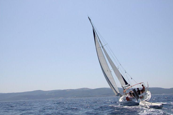 Griekenland met Sunny Sailing Bavaria 38