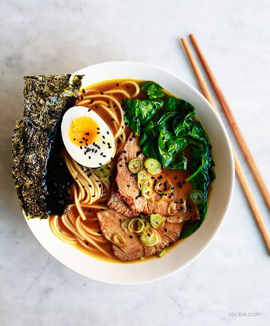 Everyone goes through a ramen phase at least once in their life. A staple for college kids wanting to eat on the cheap, dried ramen packets are a timeless delicacy. However, they aren't the most nutritious choice. This nutrient-dense, elevated recipe for Shoyu Ramen brought me back to my college days. It has a deep, rich soy broth, chewy wheat noodles, and a medley of fun toppings. If you are looking for a dish that is as fun to look at as it is to eat, Shoyu (Japanese soy sauce) Ramen is…