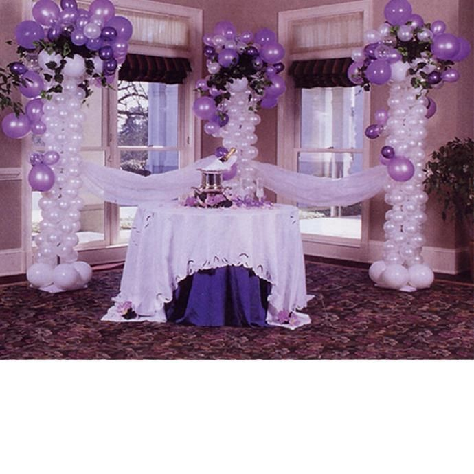 15 Best Images About Balloons And Tulle!! On Pinterest