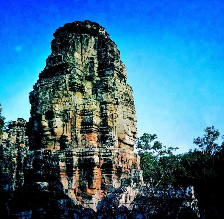 The Bayon, Terrace of the Elephants and Terrace of the Leper King – Siem Reap, Cambodia