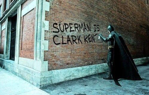 Batman vs superman spoiler geek culture pinterest