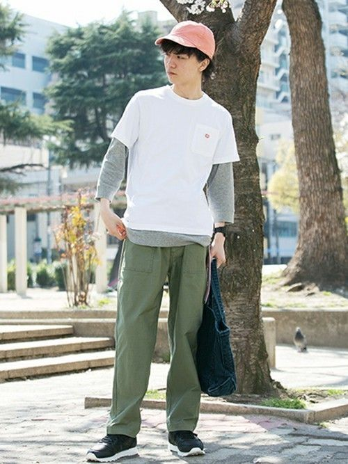 2017.5.9      【URBAN RESEARCH MENS staff style】