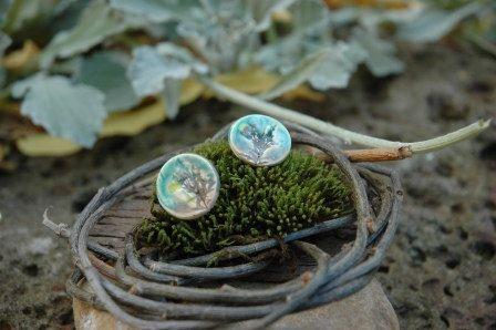 Small Stud Earrings by SaSuDesigns on Etsy, $20.00