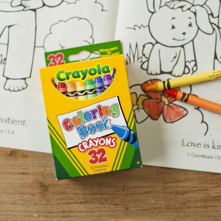 Both Boys Are Getting Crayons Small Bible Stories And The