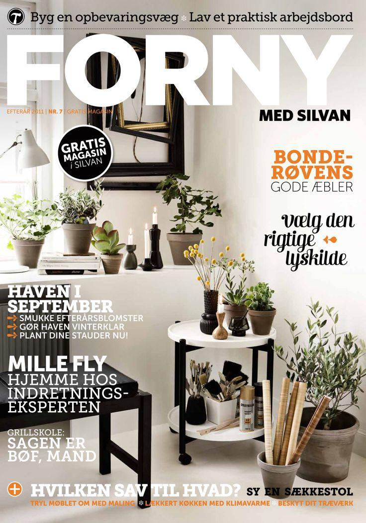 FORNY med Silvan, magasin nummer 7, efterår 2011