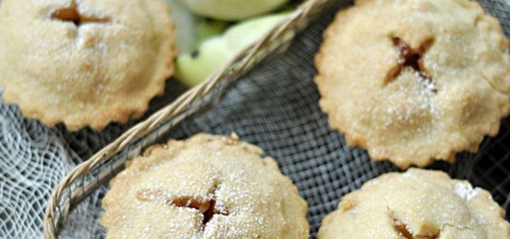 Kruche babeczki z jabłkami  - main