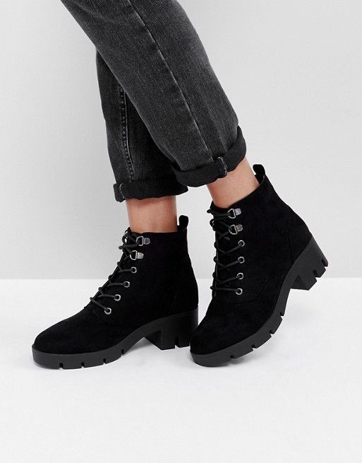 1d30b4a8da3 REACTION Hiker Ankle Boots | Fashion | Shoes, Worker boots, Boots