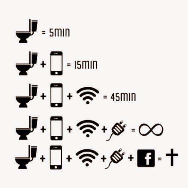 IMAGENS E FRASES E FACEBOOK: Você e seu celular
