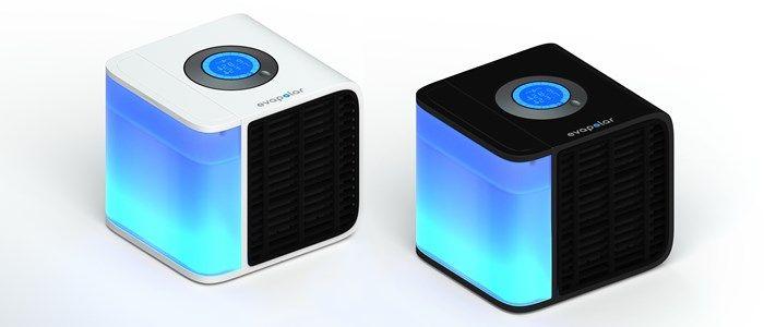 Evapolar: incrível ar condicionado portátil funciona com água [vídeo]