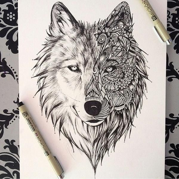 147 best wolf drawing images on pinterest | wolf drawings