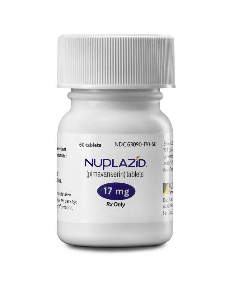Nuplazid (pimavanserin) :Le 1er traitement des hallucinations et des illusions sensorielles associées à la maladie de PARKINSON