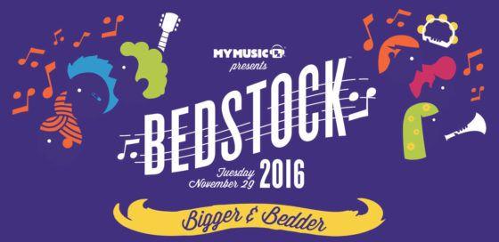 Tegan and Sara Jenny Lewis Moby und viele andere spielen im Bett für Bedstock