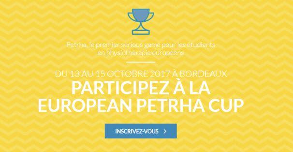 PETRHA : un serious game pour former les étudiants en physiothérapie