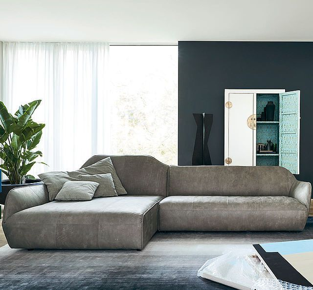 Mer enn 25 bra ideer om Hülsta sofa på Pinterest Tv wand hülsta - h lsta m bel wohnzimmer