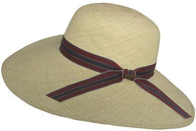 Christie's panama hat