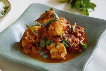 The complex flavours and aromas of curries make them a winner for quick dinner options, as they are easy to make with so many possible variations (and great for leftovers). Snapper is an excellent fish for a curry. Its large, meaty flakes work well with the aromatics of curry leaves and mustard seeds.