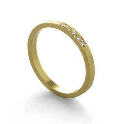 stAen - Unieke verlovingsringen in zilver en goud te Antwerpen met diamant, brilliant